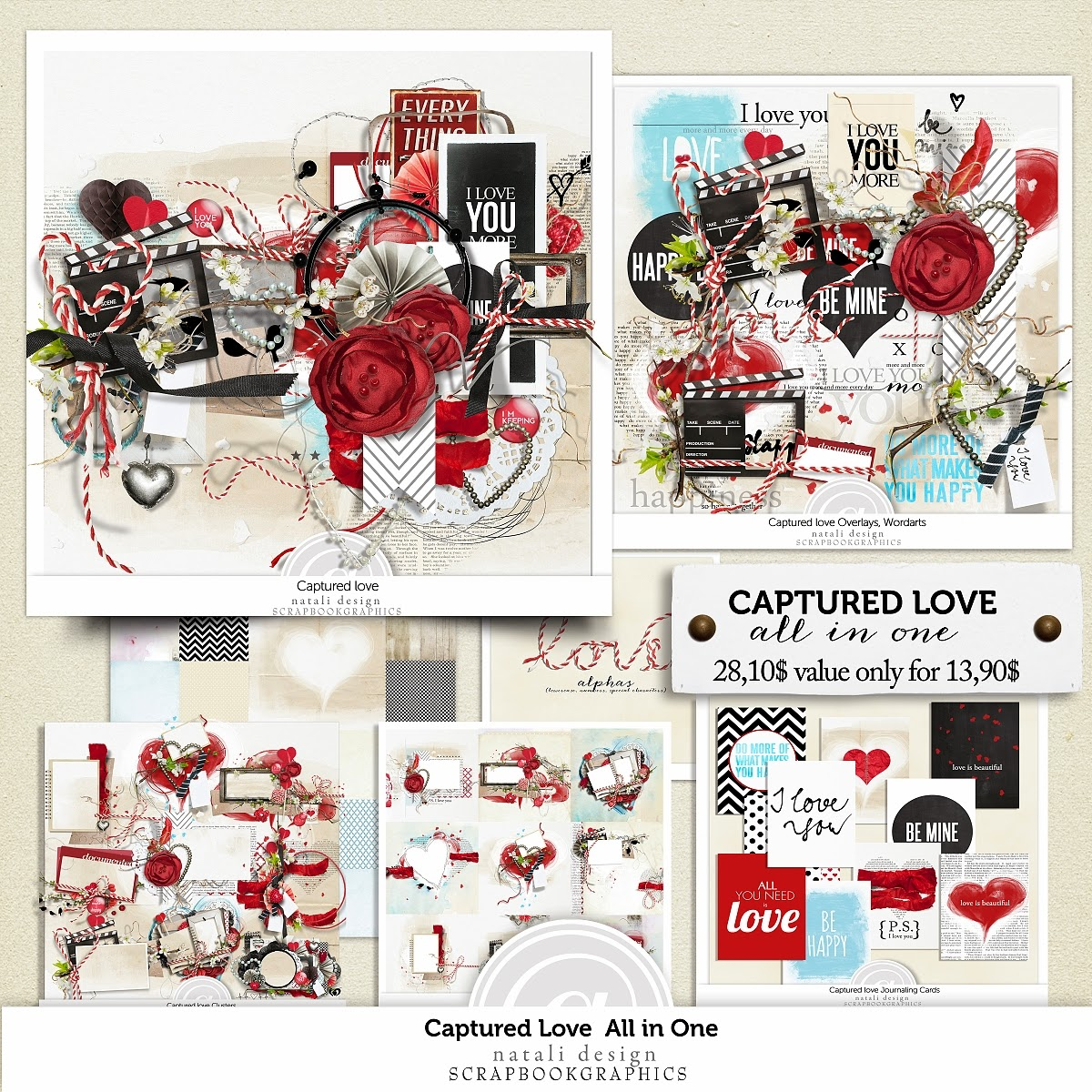 http://shop.scrapbookgraphics.com/Captured-Love-All-in-One.html