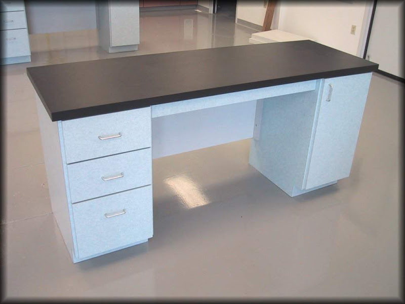 Plastic Laminate Desk