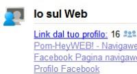 Chi sono io Sul Web