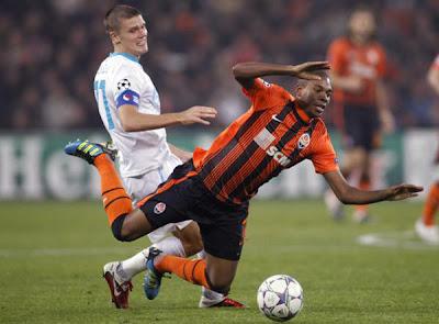Shakthar Donetsk 2 - 2 Zenit St. Petersburg (1)