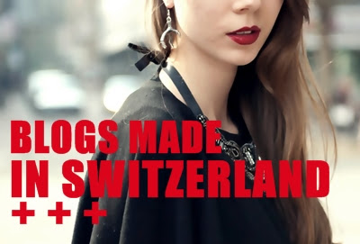 Blogs made in Switzerland // Schweizer Blogs