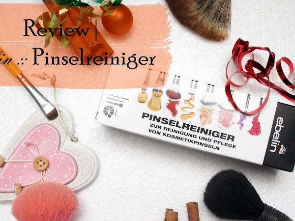 Review | Ebelin Pinselreiniger