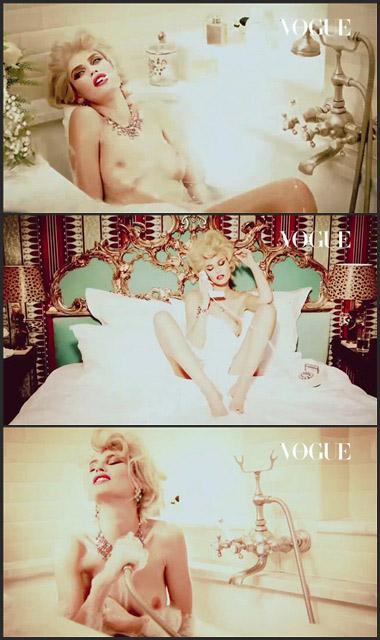 Bianca Balti nude