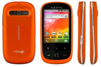 Hp Android Dual SIM Harga Murah Harga dibawah satu juta Cuma 799 ribu - Alcatel One Touch 890D Ski