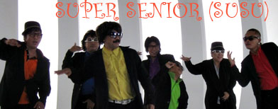 Super Junior (Suju) Vs Super Senior (Susu)