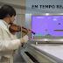 Fazendo todos os efeitos de Super Mario Bros. no violino em tempo real