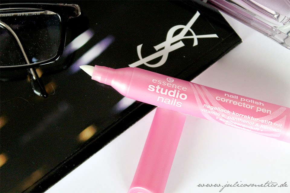 essence studio nails - nail polish corrector pen