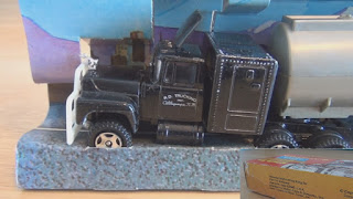 Convoy Truck model kit Hongkong