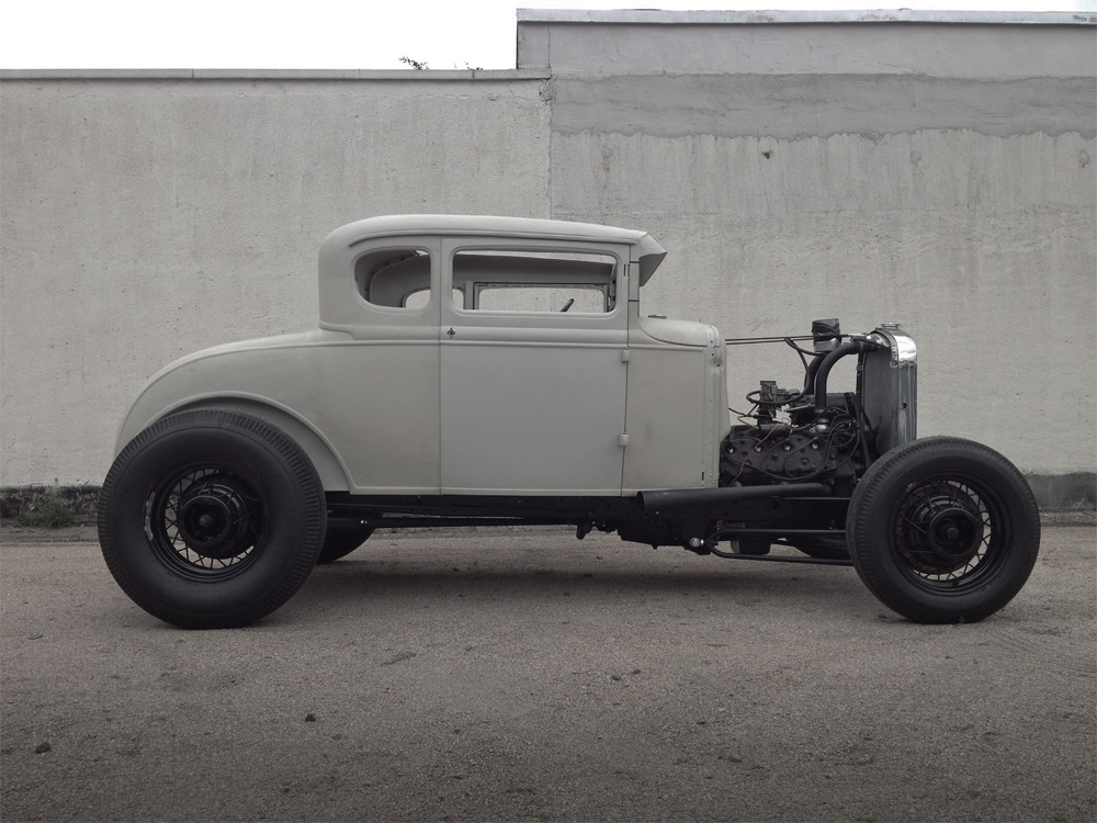 LOWTECH | traditional hot rods and customs : color me rodd