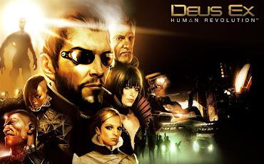 #12 Deus Ex Wallpaper