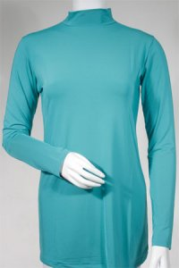 Zoya inner Agave - Toska[XL] (Toko Jilbab dan Busana Muslimah Terbaru)