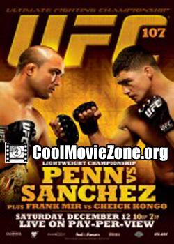 UFC 107: BJ Penn vs. Diego Sanchez (2009)