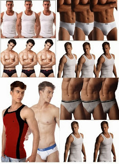 Flat 40% Extra Off on Men's Innerwear Combos (Valid on Min Cart Value of Rs.1499)