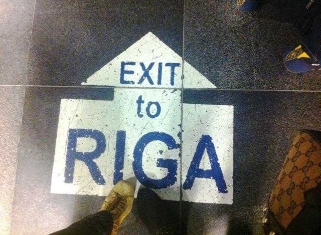 London - Riga