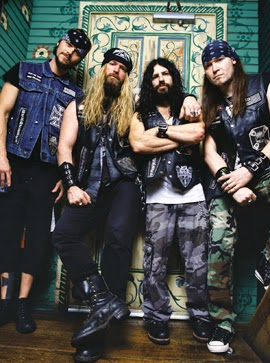 Black Label Society Press