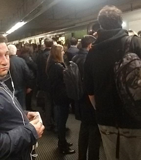 Metro B ogni 25 minuti - Atac