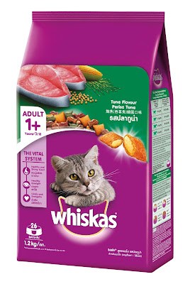 whiskas for adult,