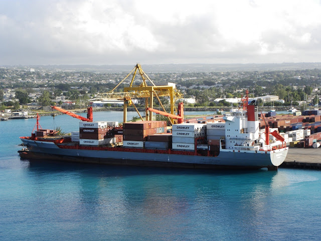 Bridgetown Port Barbados