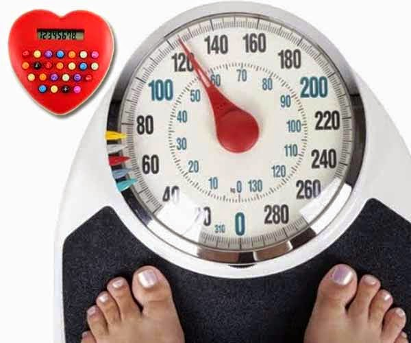 how to calculate percent change in weight
