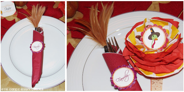 thanksgiving decor ideas, use printables for easy thanksgivng decor