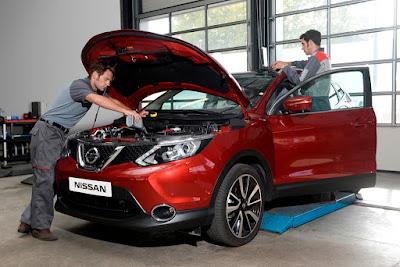 Πλήρης διαθεσιμότητα ανταλλακτικών από τη Nissan