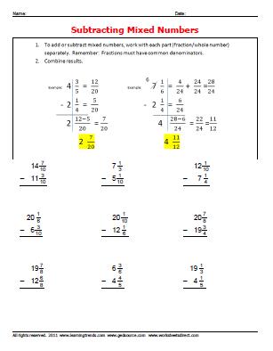 gedmath GED Math Worksheets