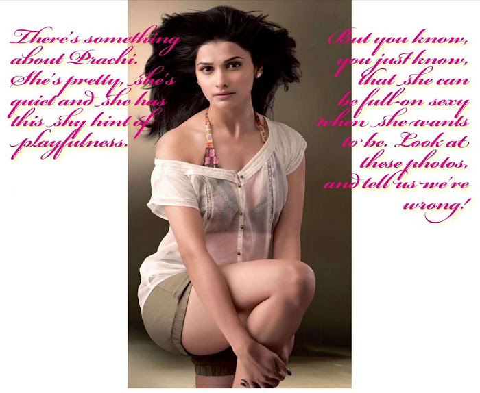 prachi desai maxim hot photoshoot