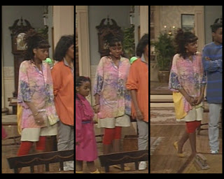 The Cosby show fashion blog Tempestt Bledsoe Vanessa Huxtable