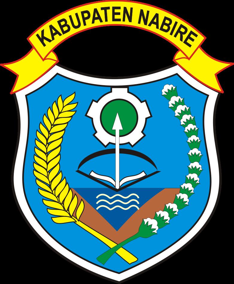 Logo Kabupaten Nabire Ardi La Madi S Blog