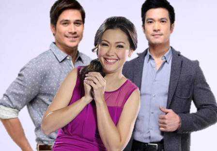 Piolo Pascual, Jodi Sta. Maria and Diether Ocampo on SIR this February 2