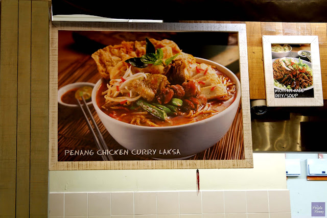 """Penang Chicken Curry Laksa"""