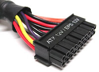 konektor atx jenis konektor di power supply