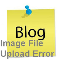 Blog Image Upload Error: Server returned invalid response