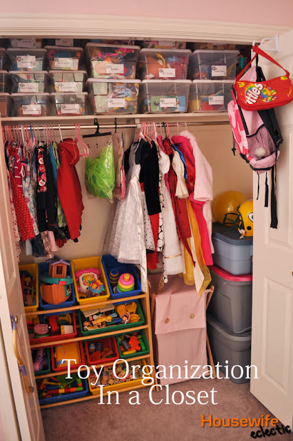 Organizing Toys, How to Organize Toys
