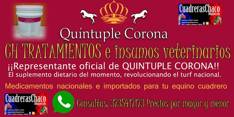 quintuple corona 11-12-18