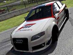 Audi 3d Araba Yarışı