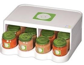 PRK Product Baby Food jar Organizer