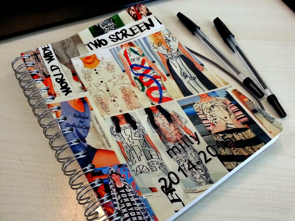 Customizable Diaries - Win a Personal Planner