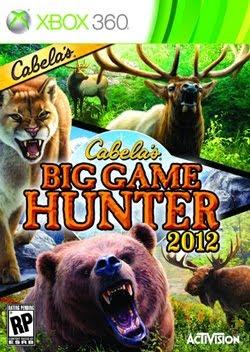 Cabela's Big Game Hunter 2012 (X-BOX360) baixar grátis torrent