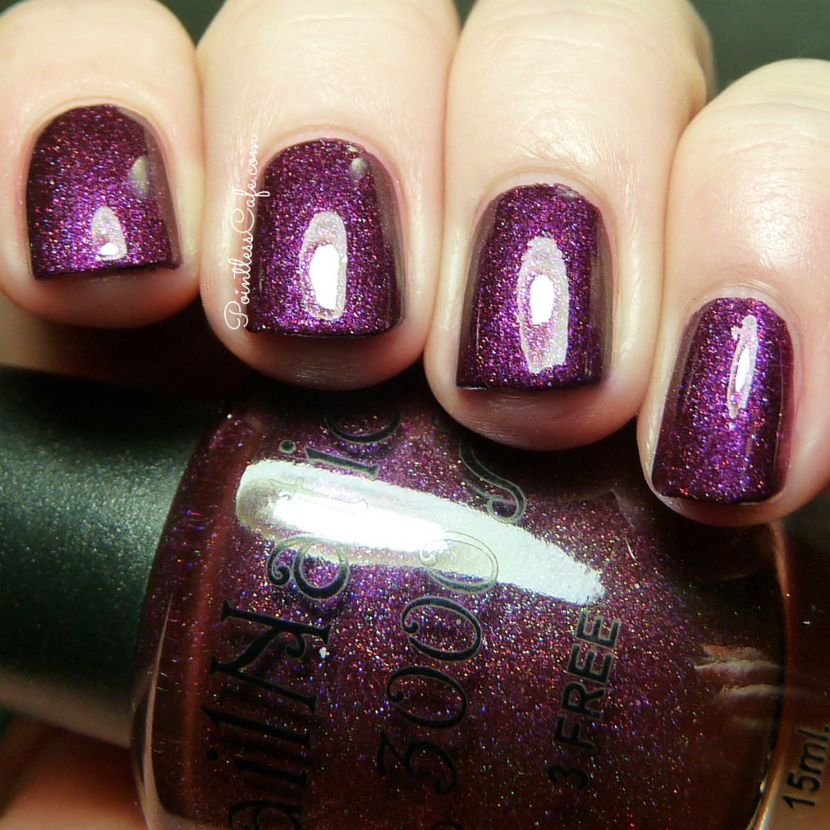 NailNation 3000: Limited Edition Polishes - Swatches and Review ...
