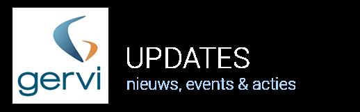 GERVI Updates, tips, promoties & events