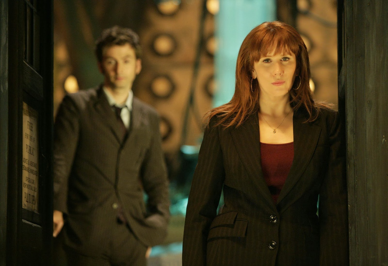 doctor who partners in crime and donna meet again