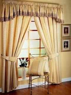 El feng shui los pisos alfombras y cortinas ana maria - Formas de cortinas ...