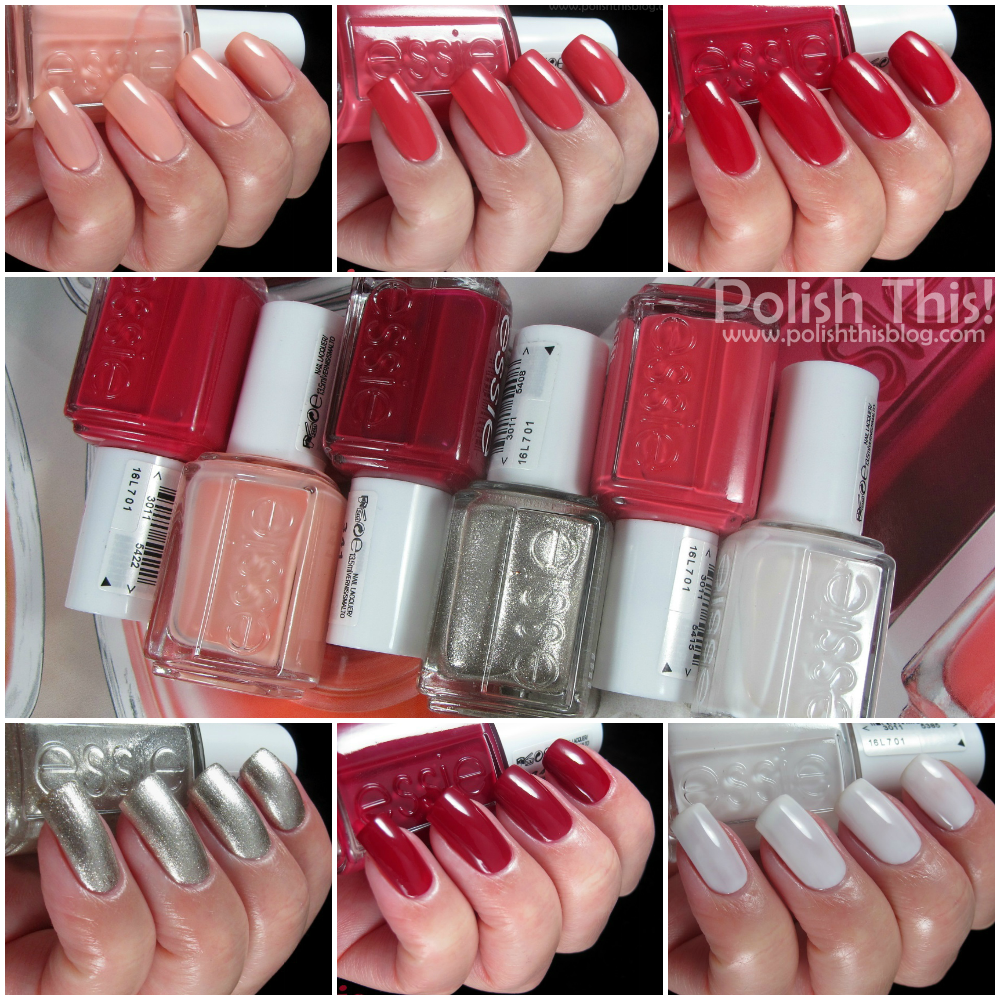 Swatch Fall Winter Collection 2014 Essie Winter 2014 Collection