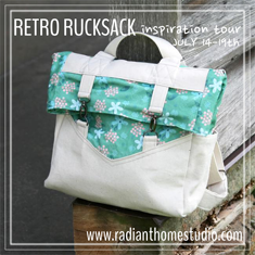 Retro Rucksack Blog Tour