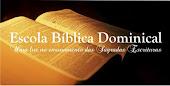 LIÇÕES COMENTADAS  ESCOLA BÍBLICA DOMINICAL