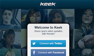 conocer gente en Keek