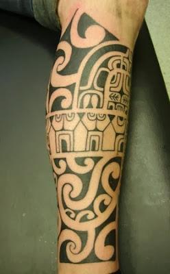 Fotos de Tattoos Maori