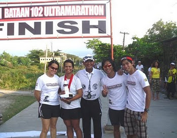 Bataan Death March (BDM) 102K Finisher, 17:29:00 - in hours