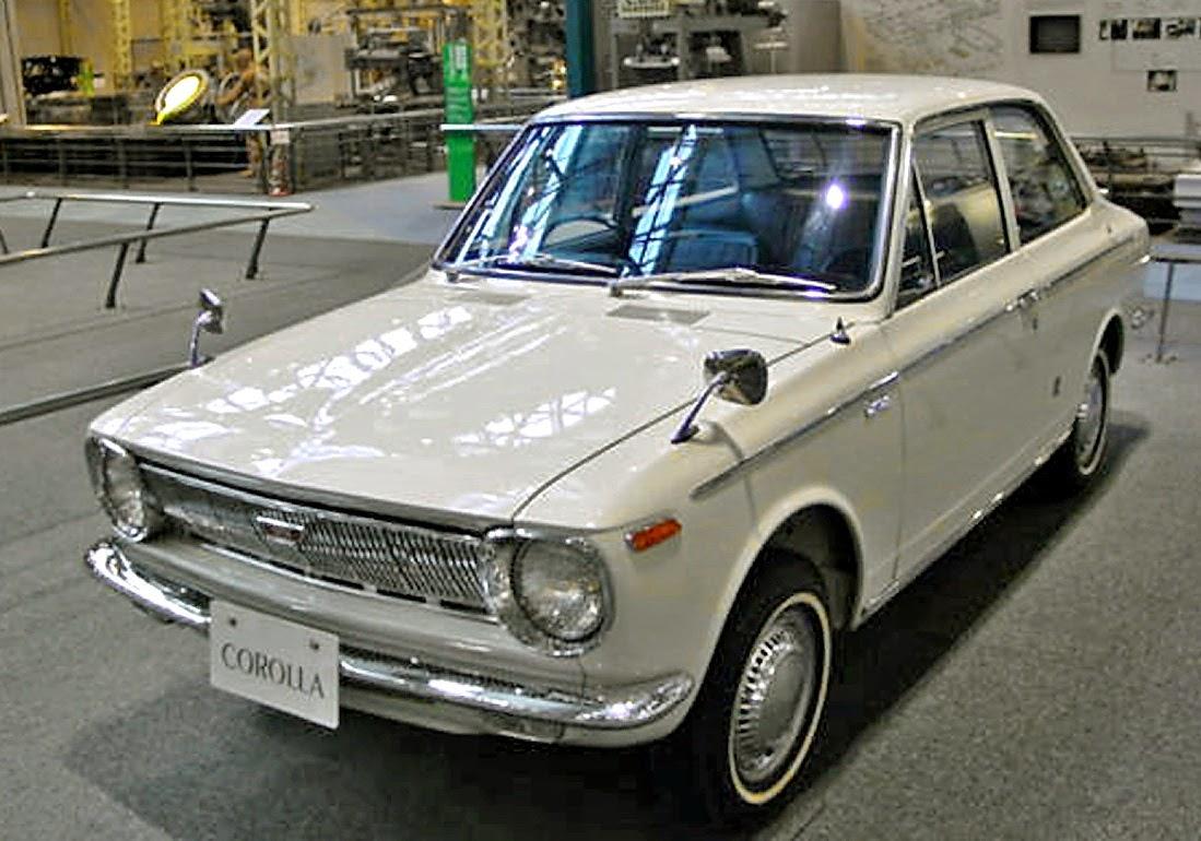 Mobil Sedan Corolla Kualitas Dunia